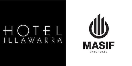 Hotel Illawarra Pres: Masif Hardstyles Round 3 tickets