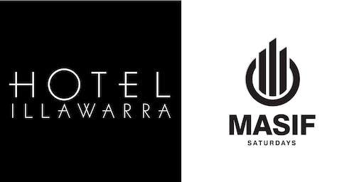 Hotel Illawarra Pres: Masif Hardstyles Round 3