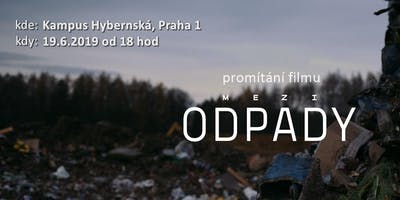 BUZZ talks: Promítání filmu Mezi odpady