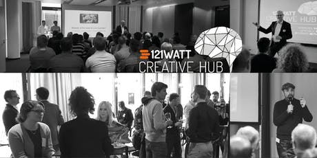 121WATT-Creative-Hub in München Tickets