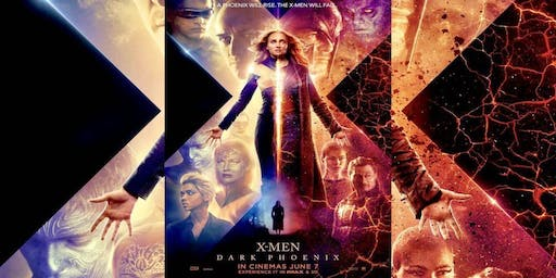 Movie: Dark Phoenix at Studio Movie Grill - Chatham in Chicago