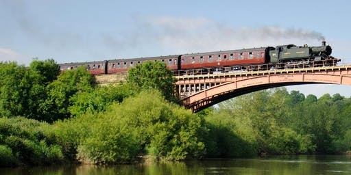 Walk, Rest and Rail 2019