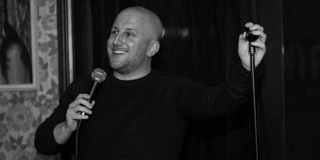 The Laughing Pug Comedy Club Presents - Carl Gillespie + Support tickets