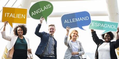 Apéro des langues - Allemand billets