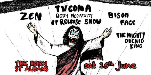 TV COMA EP Release at The Horn