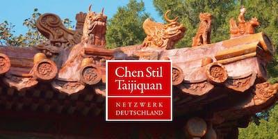 Anfängerkurs für Chen-Stil Taijiquan (Tai-Chi) im August 2019