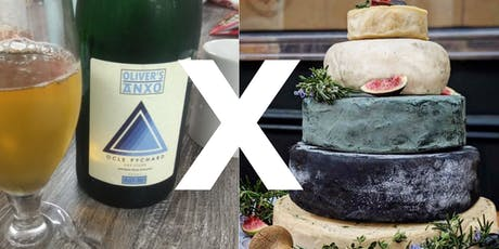 Cider vs Cheese- the 100% plant based edition tickets