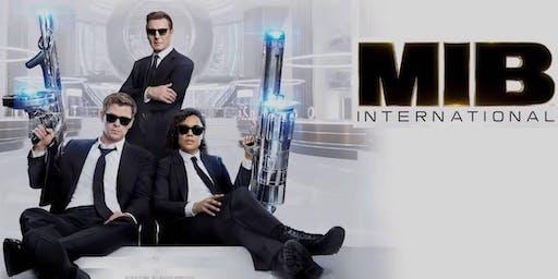 Movie: Men in Black: International at AMC Loews Lincoln Square in New York