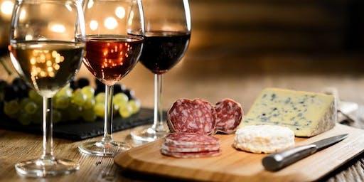 SCR/MCR Wine and Cheese night