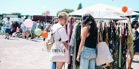 Summer Vintage Kilo Sale • Mainz • Vinokilo Tickets