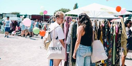 Summer Vintage Kilo Sale • Mainz • Vinokilo