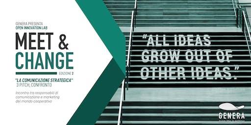 Meet & Change (vol.2)// La comunicazione strategica