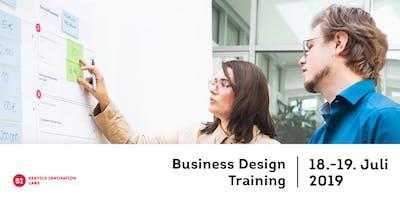 Business Design Training