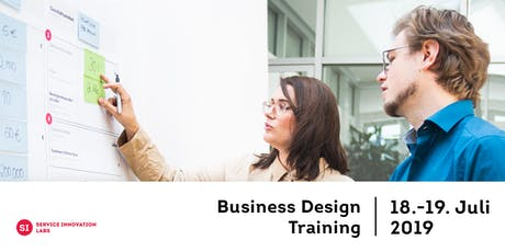 Business Design Training Tickets