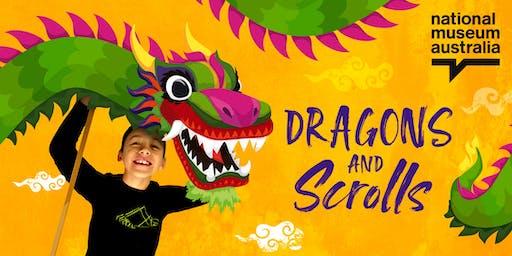 Dragons and Scrolls: Kung Fu workshops