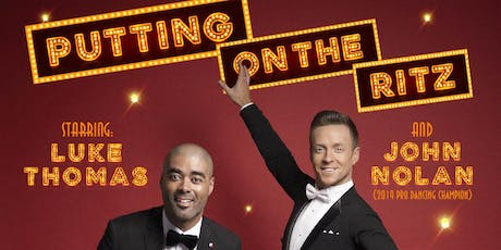 Putting On The Ritz! Matinee Performance tickets