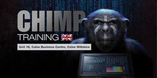 Chimp Training EN @UK office - BEGINNERS turn into ADVANCED