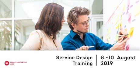 Service Design Training Tickets