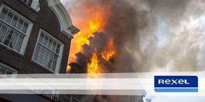 Training rookmelders en NEN 2555 @Rexel Haarlem