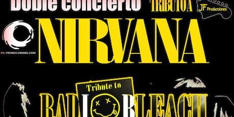 RADIOBLEACH - TRIBUTO A NIRVANA + SUMA 0 (BILBAO) entradas