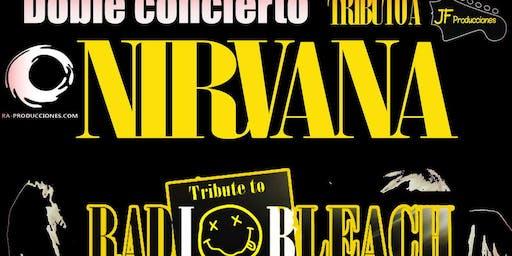 RADIOBLEACH - TRIBUTO A NIRVANA + SUMA 0 (BILBAO)