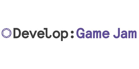 Develop Game Jam 2019 tickets