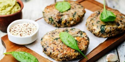 Cuisinons des burgers végétariens