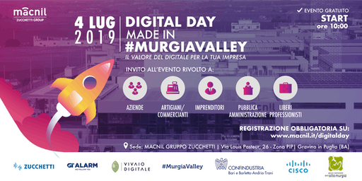Digital Day Made in #MurgiaValley