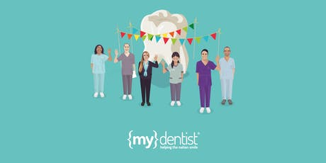 UK dentist jobs with mydentist - Lisbon 30 June bilhetes