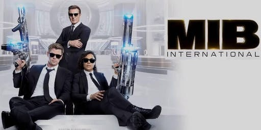 Movie: Men in Black: International at Studio Movie Grill in Chicago