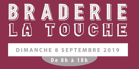 Braderie La Touche tickets