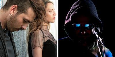 GIROVAGARTE - LA MUNICIPAL & THE ANDRE' - Indie Night