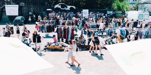 Open Air Vintage Kilo Sale • Bielefeld • VINOKILO
