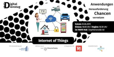 Digital Dienstag: Internet of Things Tickets