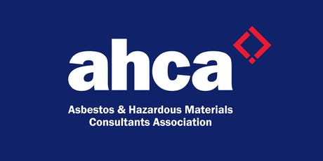 AHCA - Asbestos in Soils Forum tickets