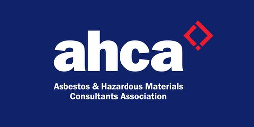 AHCA - Asbestos in Soils Forum
