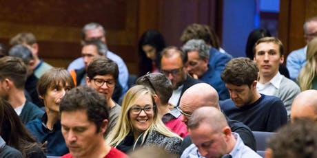 RIBA Smart Practice Conference 2019: New Ways of Working tickets