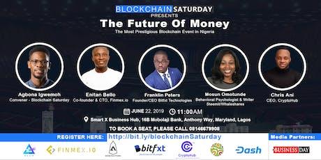 Blockchain Saturday tickets