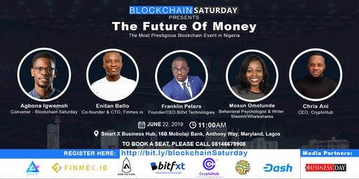 Blockchain Saturday