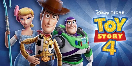 Movie: Toy Story 4 at AMC Loews Lincoln Square 13 in New York