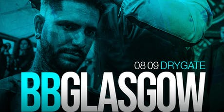 Barber Bash Glasgow - Full show ticket including entry for afterparty tickets