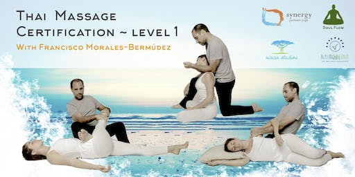 Thai Massage Certification Kenya