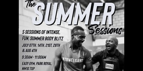 Summer Sessions 5 Week Body Blitz tickets