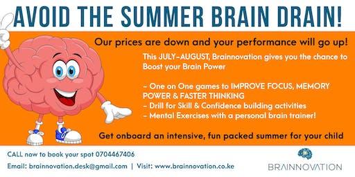 Avoid the Summer Brain Drain!-Brainnovation Limited