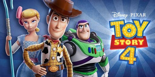 Movie: Toy Story 4 at AMC Century City 15 in Los Angeles
