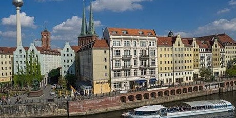 1-Hour Berlin River Cruise Tickets