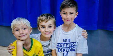 Multi Sports Holiday Camp - 5 Day Weekly Package (Monday - Friday, 8:00am - 6:00pm) tickets