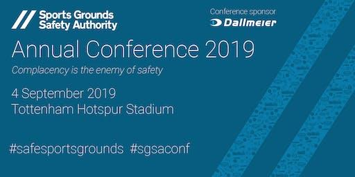 SGSA Annual Conference 2019