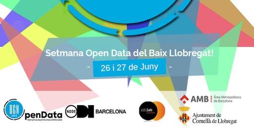 Setmana #OpenData del Baix Llobregat 2019