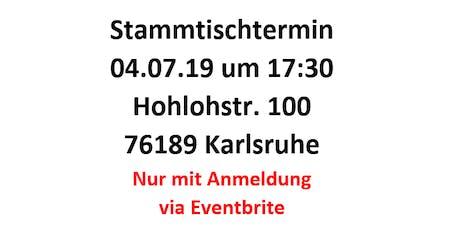 Immobilienstammtisch Karlsruhe Juli 2019 Tickets